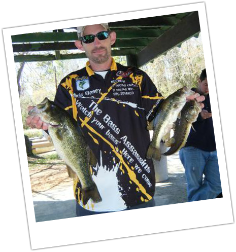 Bass assassins how it all started fishing reports from for Rigolets fishing report