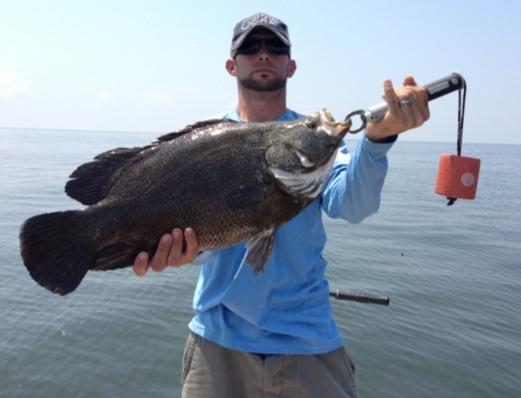 lake pontchartrain fishing report